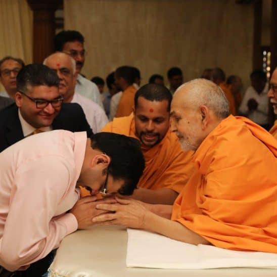 HH Mahant Swami Maharaj1